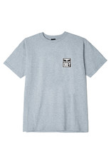 Obey Obey - T-shirt homme obey icon eyes 2 classic heather grey