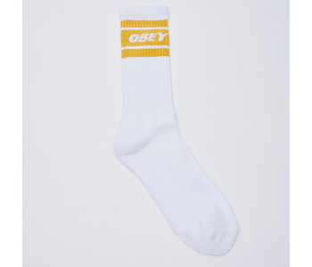 Obey - Bas homme cooper II white/old gold