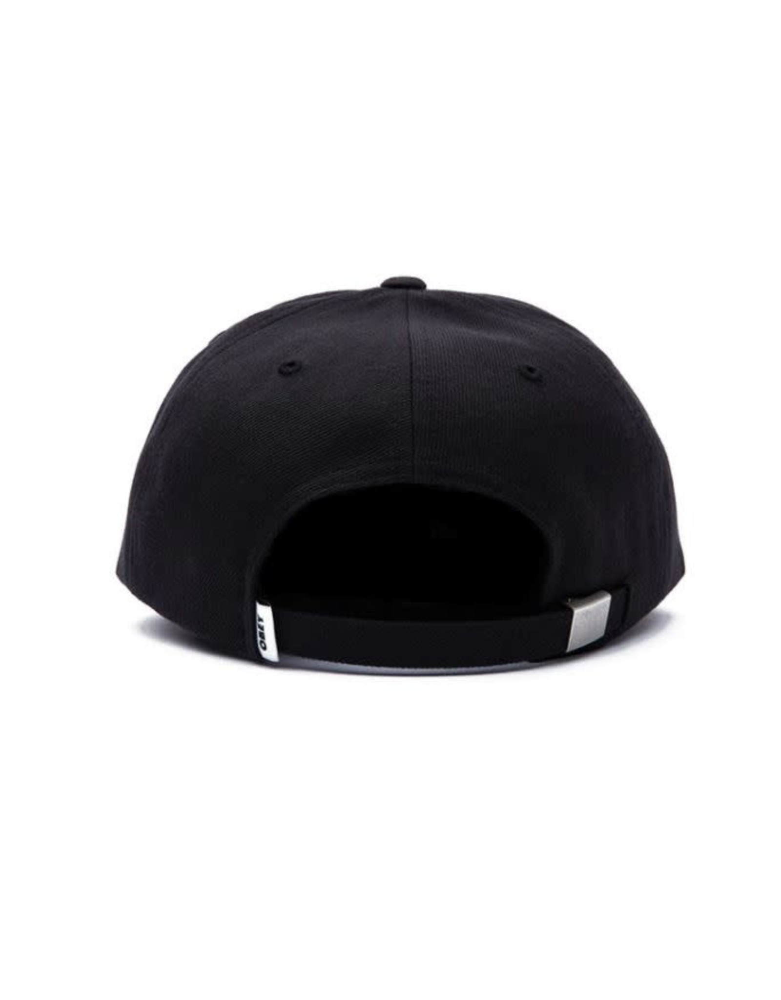 Obey Obey - Casquette homme serge 6 panel strapback black