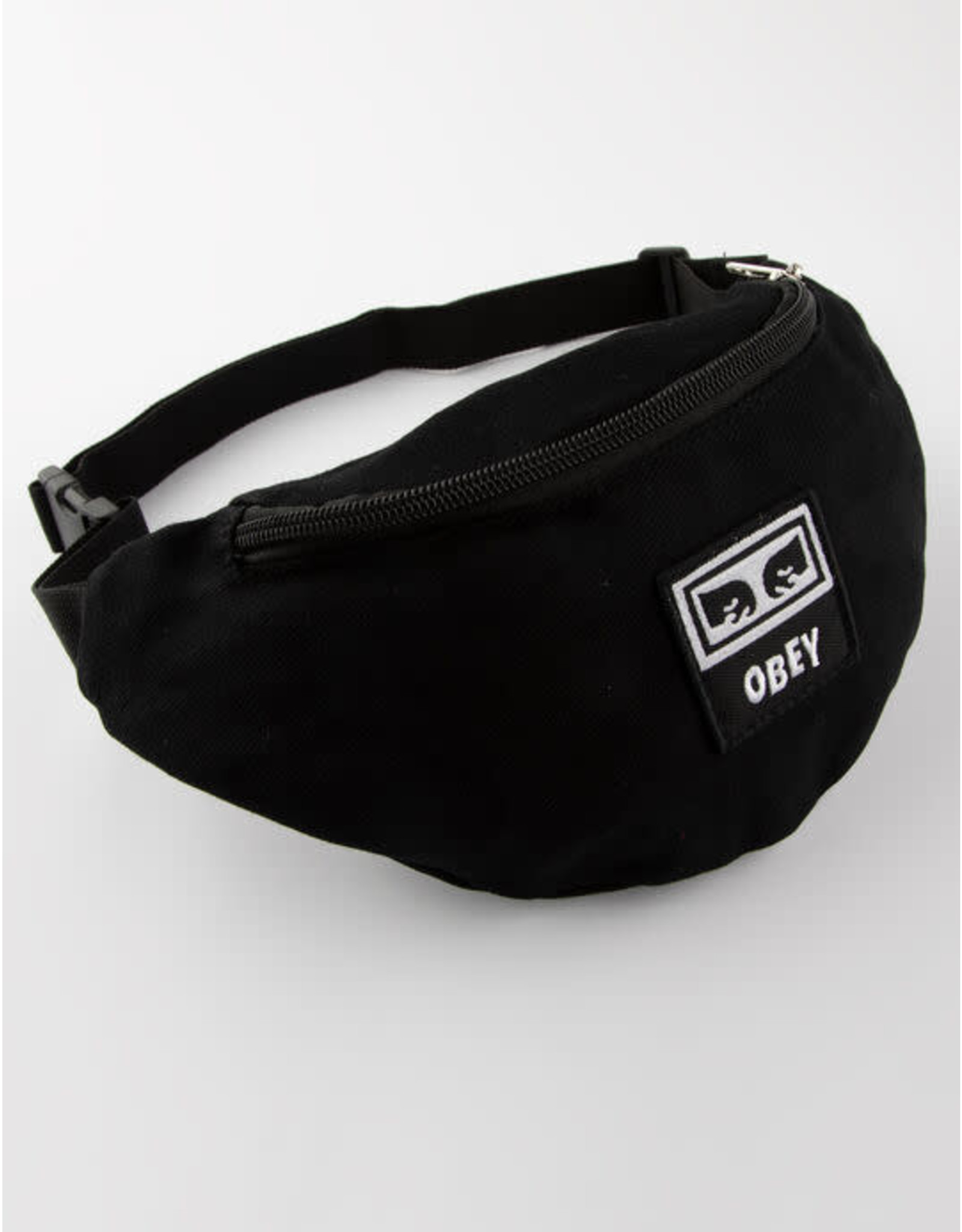 Obey Obey - Sac banane wasted hip black twill