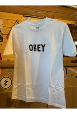 Obey Obey - T-shirt homme obey og classic white