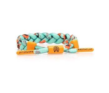 Rastaclat - Bracelet femme full bloom mint