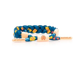 Rastaclat - Bracelet femme garden sunrise blue