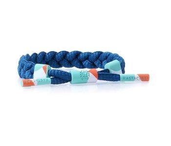 Rastaclat - Bracelet femme up wind blue