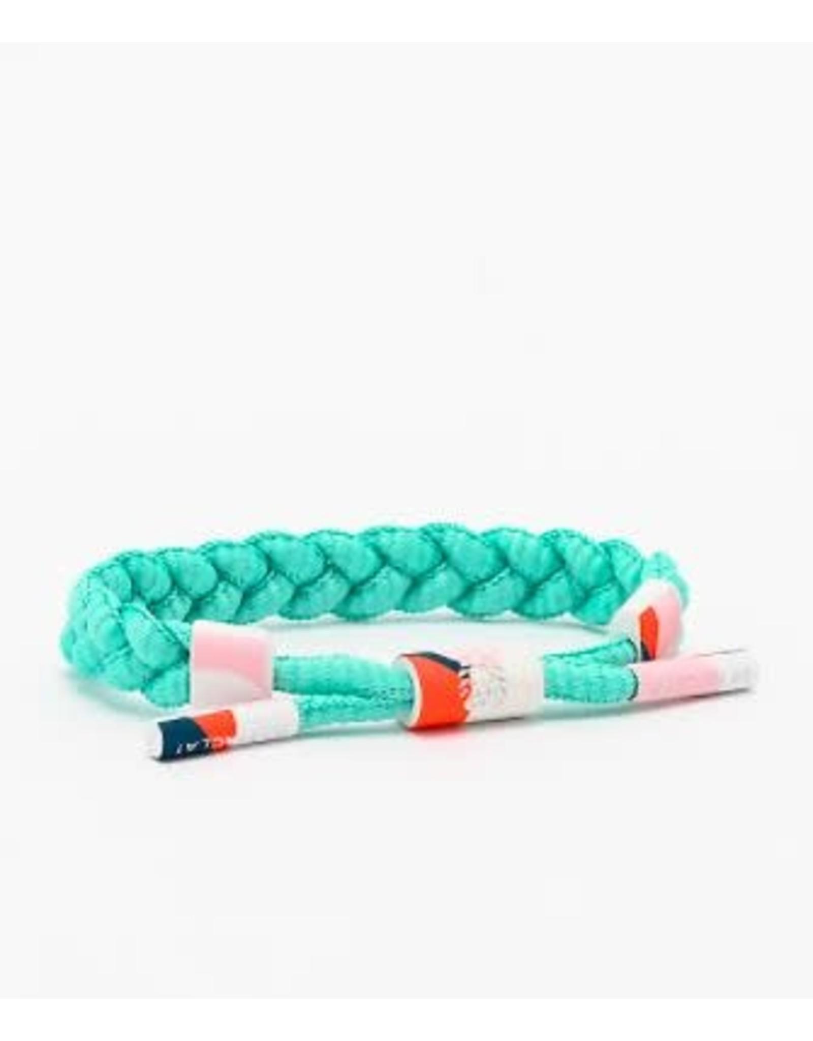 rastaclat Rastaclat - Bracelet femme easy middle turquoise