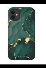 Kaseme Kaseme - Etui cellulaire iPhone jade