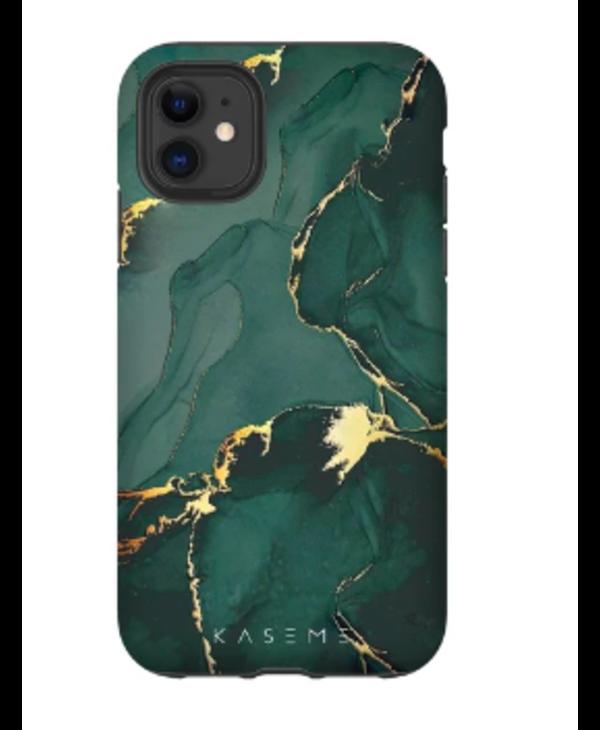 Kaseme - Étui cellulaire  jade