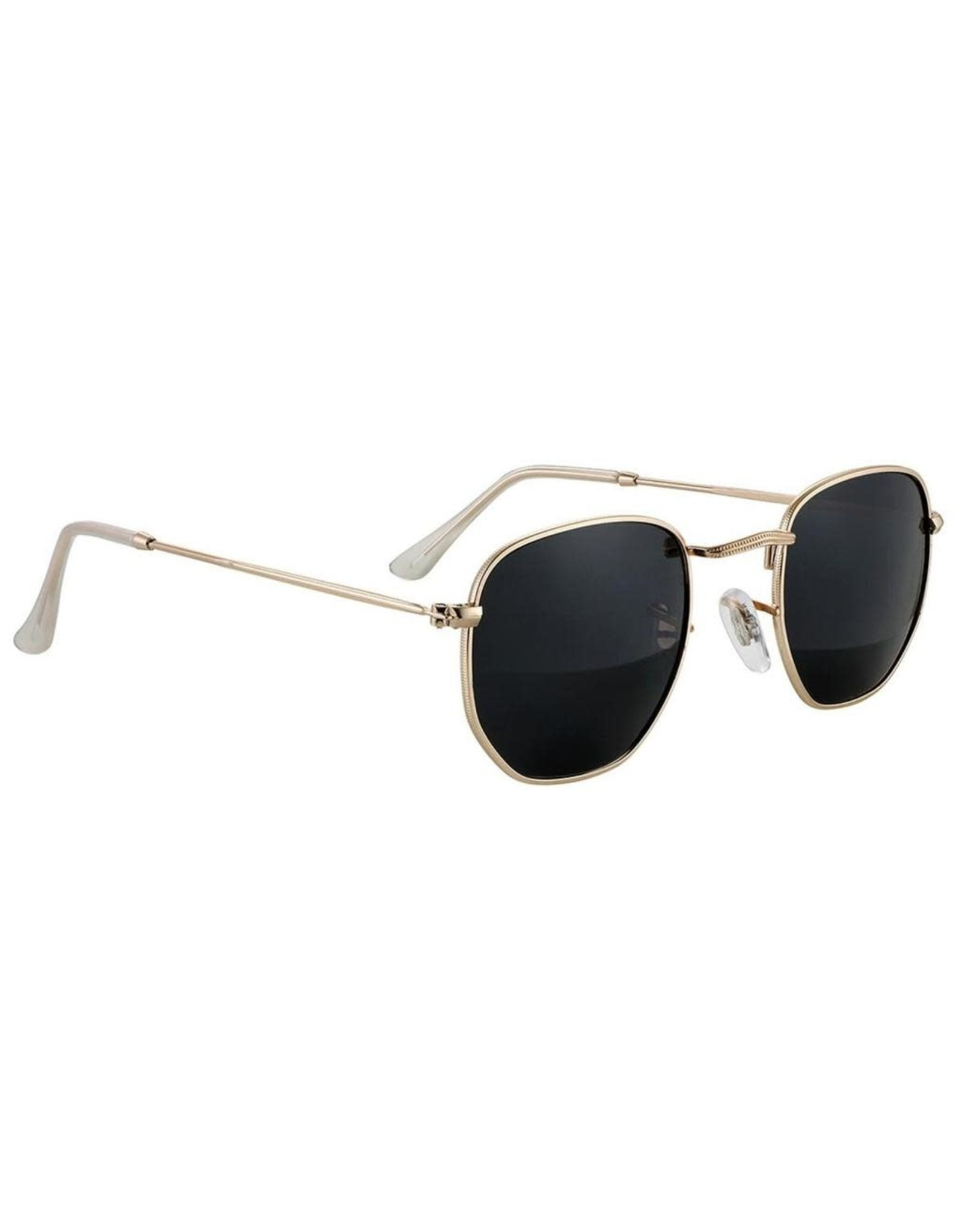 Glassy - Lunette soleil homme turner polarized gold