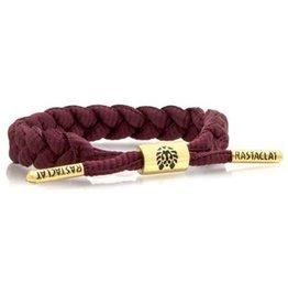 rastaclat Rastaclat - Bracelet homme merlot burgundy