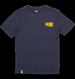 salty crew Salty Crew - T-shirt junior alpha flag navy