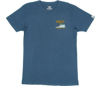 Salty Crew - T-shirt homme cruiser premium harbor blue