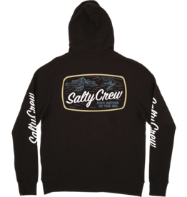 salty crew Salty Crew - Ouaté homme tuna isle zip black