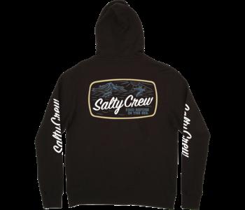 Salty Crew - Ouaté homme tuna isle zip black