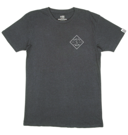 salty crew Salty Crew - T-shirt homme tippet premium charcoal heather