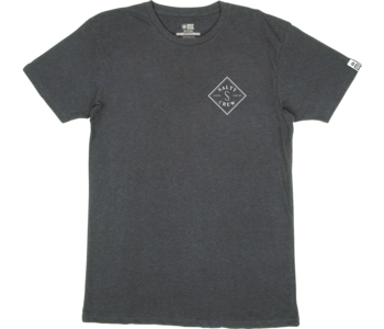 Salty Crew - T-shirt homme tippet premium charcoal heather