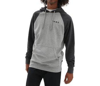 Vans - Ouaté homme athletic raglan cement heather/black heather