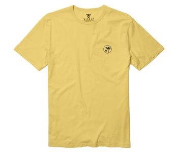 Vissla - T-shirt homme toasty coast gold coral