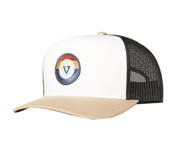 Vissla - Casquette homme solid sets eco trucker khaki