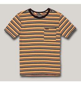 volcom Volcom - T-shirt toddler cornett crew black