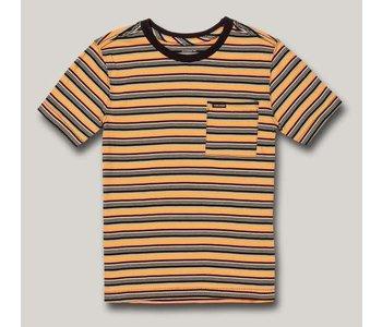 Volcom - T-shirt toddler cornett crew black