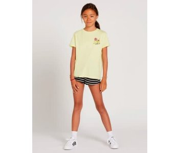 Volcom - T-shirt junior last party tropical