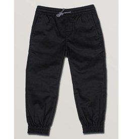 volcom Volcom - Pantalon toddler frickin slim jogger black