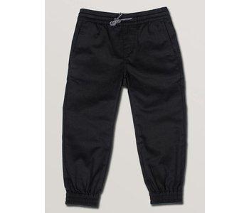 Volcom - Pantalon toddler frickin slim jogger black