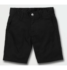 volcom Volcom - Short toddler frickin chino black