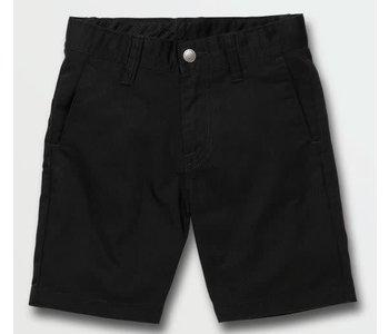Volcom - Short toddler frickin chino black