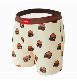 undz Undz - Boxer homme tea bag burger time