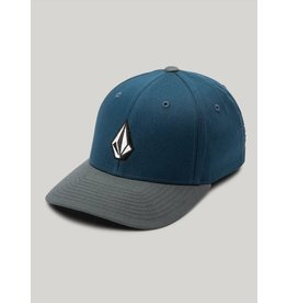 volcom Volcom - Casquette junior full stone xfit faded navy