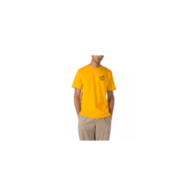 vans Vans - T-shirt homme mini dual palm II saffron/dress blues