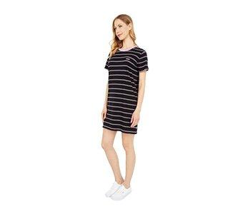 Vans - Robe femme ally stripe black