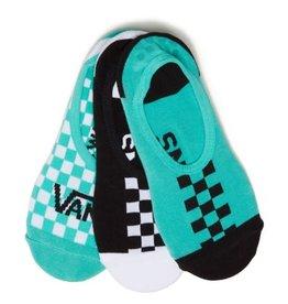 vans Vans - Bas femme mixed up fun canoodles 3 pack multi