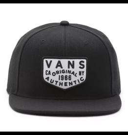 vans Vans - Casquette homme evers snapback black