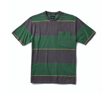 Primitive - T-shirt homme highland knit olive