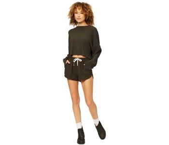 Billabong - Short femme road trippin off black