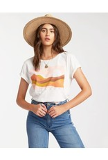 billabong Billabong - T-shirt femme endless horizon salt crystal