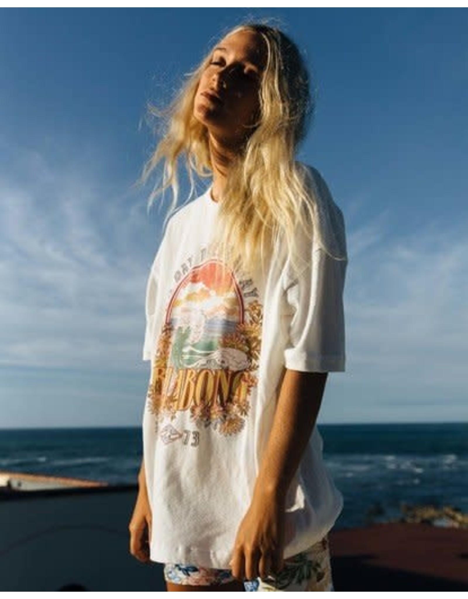 billabong Billabong - T-shirt femme day dream away salt crystal