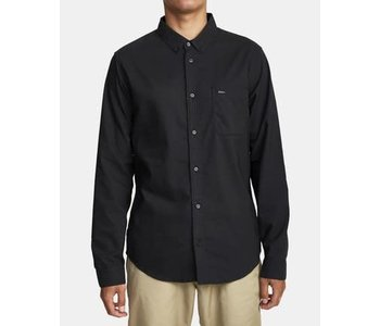 Rvca - Chemise homme that'll do stretch black