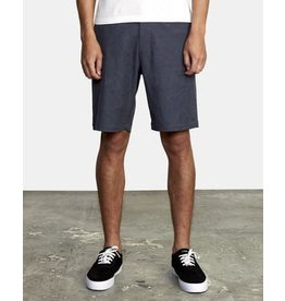 rvca Rvca - Short homme back in hybrid denim heather