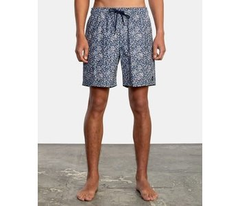 Rvca - Maillot de bain homme perry moody blue