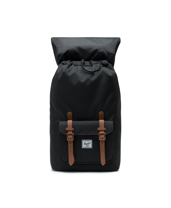 Herschel - Sac à dos little america black/saddle brown