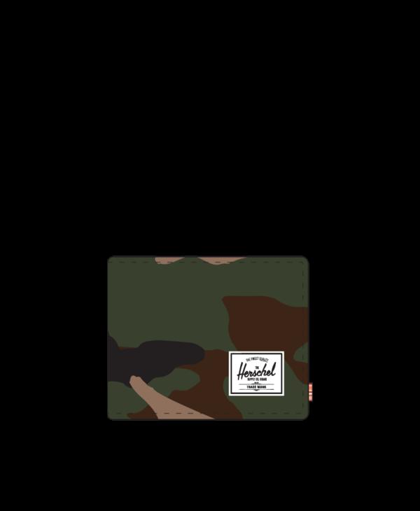 Herschel - Portefeuille homme roy woodland camo
