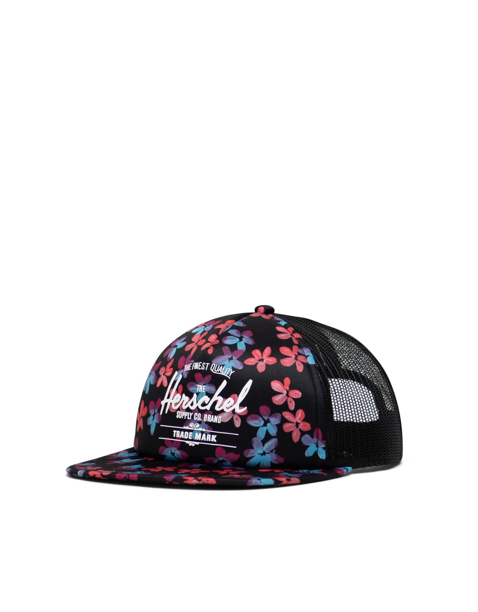 herschel Herschel - Casquette junior whaler sunset daisy/black/white