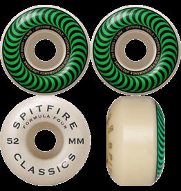 spitfire Spitfire - Roue skateboard classic green 101A