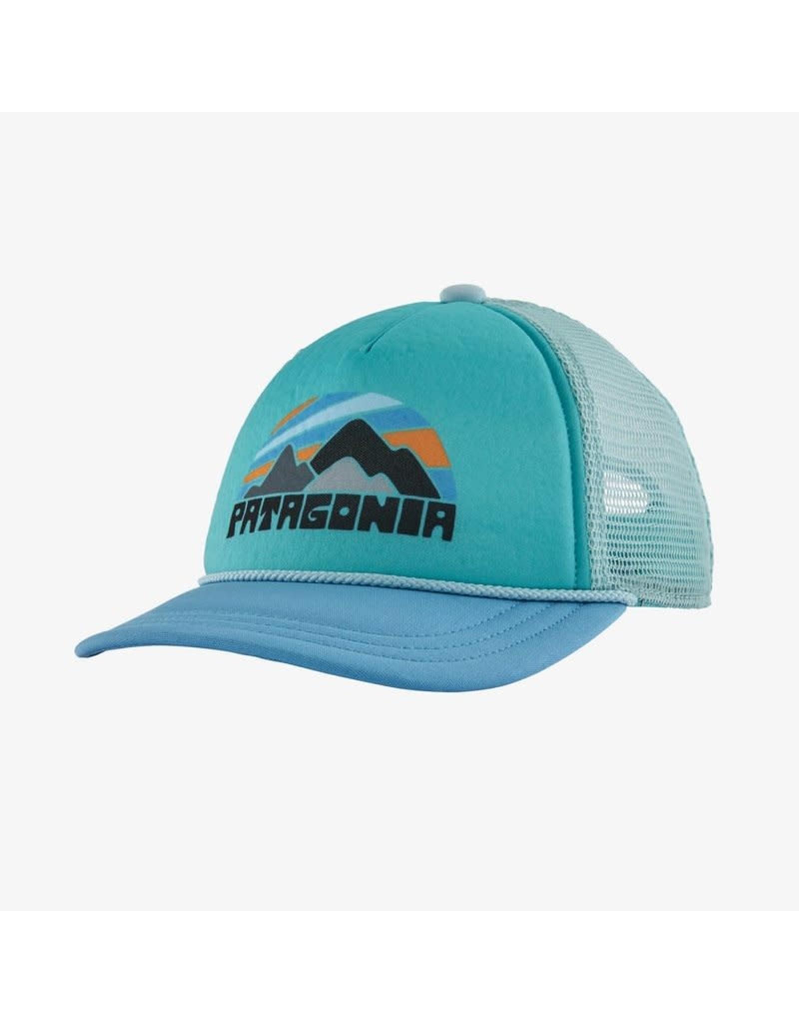 Patagonia Patagonia - Casquette junior interstate fitz roy rights lago blue