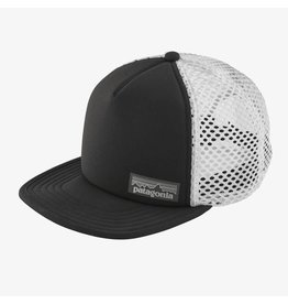 Patagonia Patagonia - Casquette homme duckbill trucker black