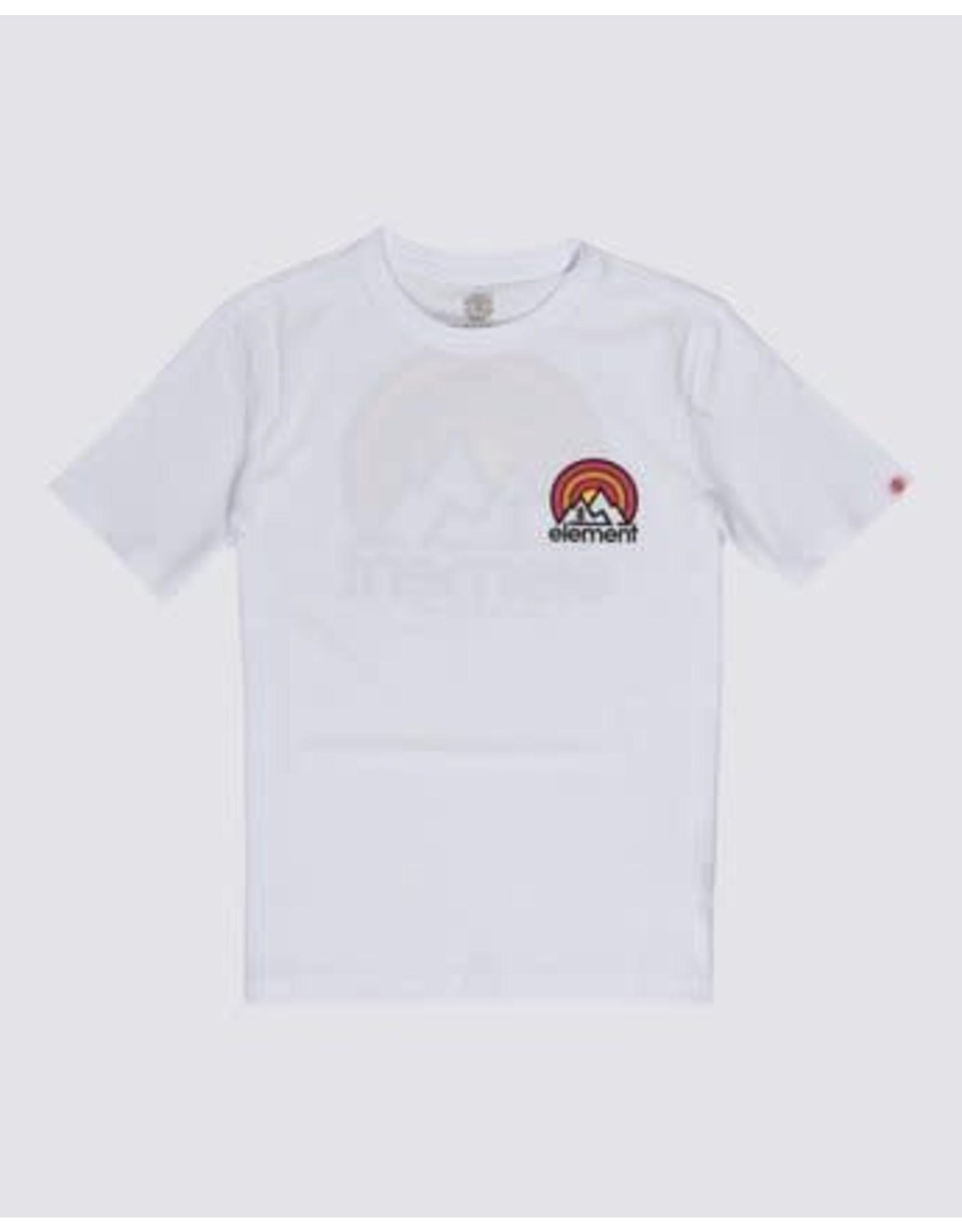 element Element - T-shirt junior sonata optic white