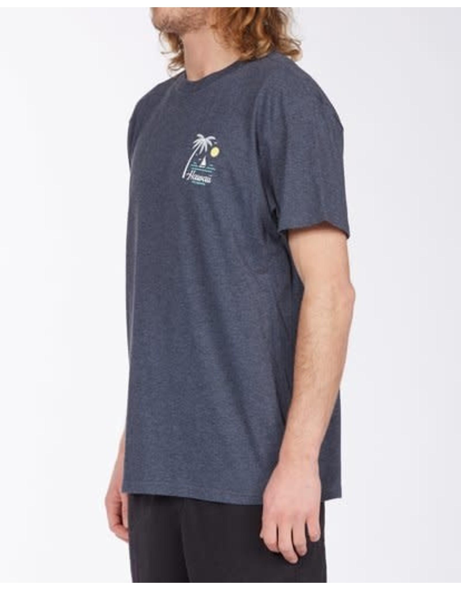 billabong Billabong - T-shirt homme daysailor hawaii indigo heather